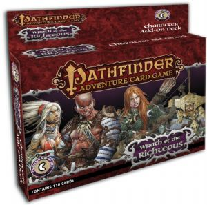 Pathfinder Adventure Card Game—Wrath of the Righteous Character Add-On Deck